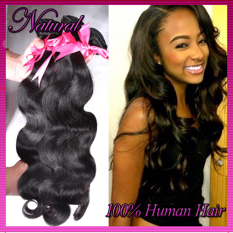 Wave 3 bundles Human Hair Weave 100g Rosa Hair Products Brazilian Hair ...