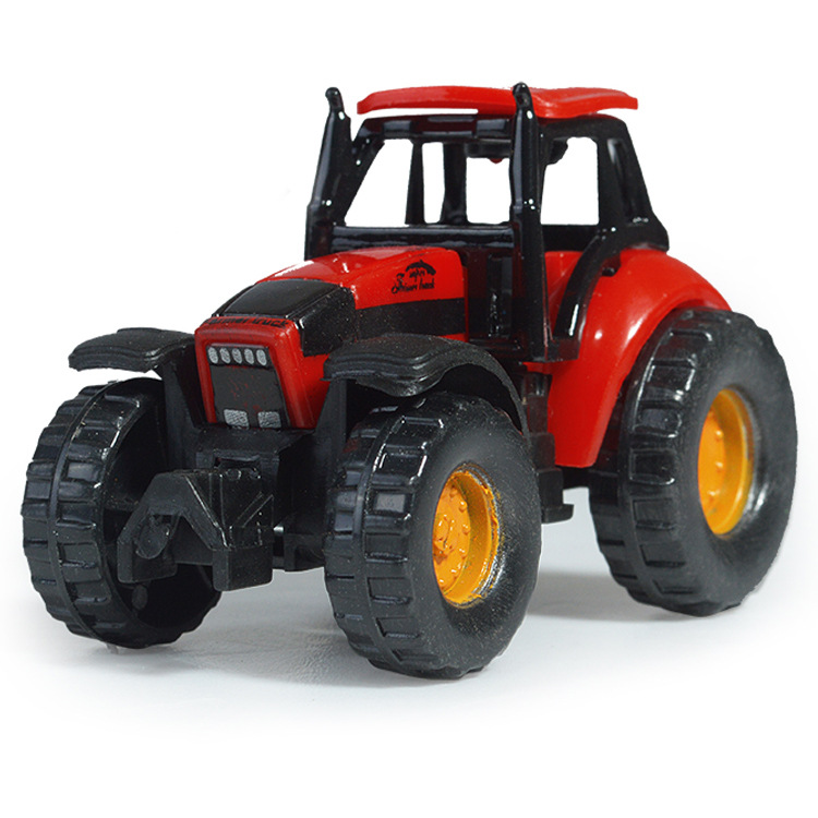 EFHH Beach Motorcycle 1:32 Alloy Plastic Simulated Farmer Car Diecast Toys Scale Model With Pull Back Function(China (Mainland))