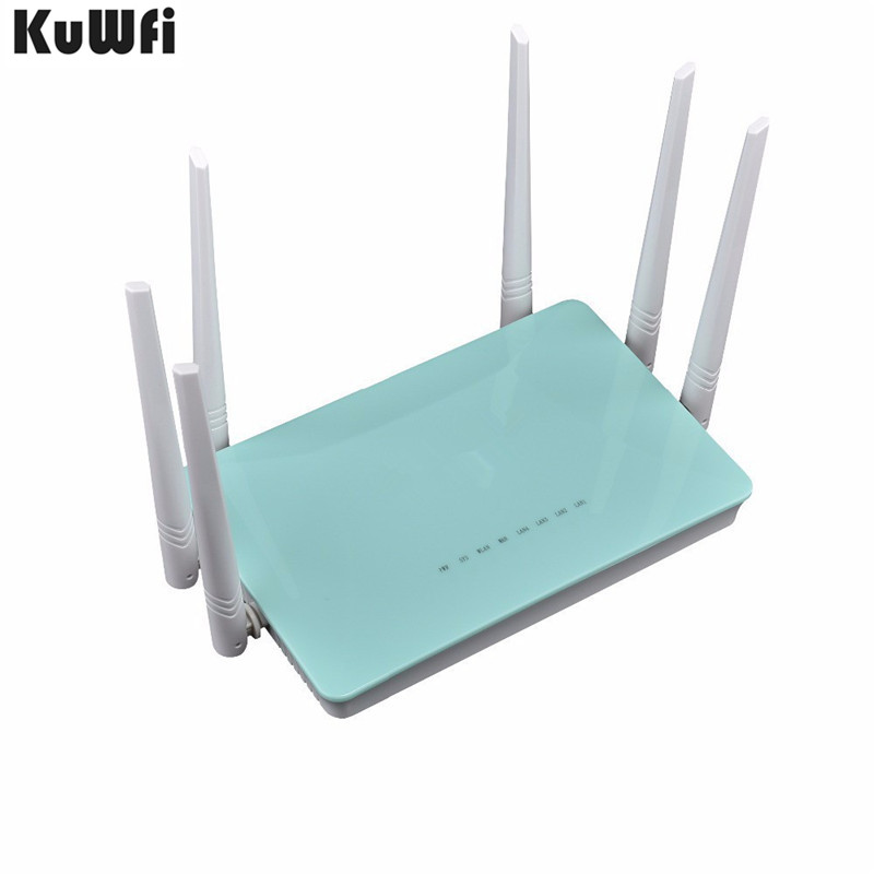 High Power 300mbps 64M Wireless Router Strong Signal Wifi Repeater WDS Booster Extender Through Walls 6*5dbi Antenna Router(China (Mainland))
