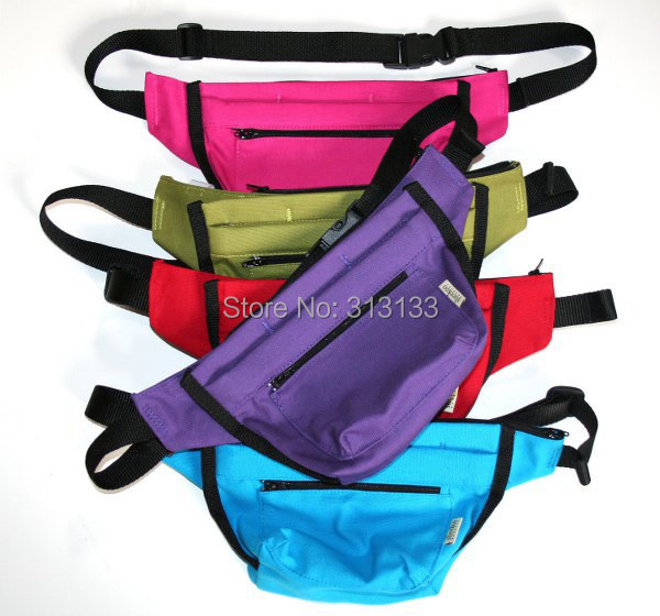 Dog Treat Training Pouch Bait Bag French Spring Hinge 20 pouches mixed 5 colors