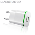 EU Plug  5V 3A Travel USB Charger Adapter Wall Portable Mobile Phone Smart Charger for iPhone 5 6 Samsung Tablet Xiaomi Huawei