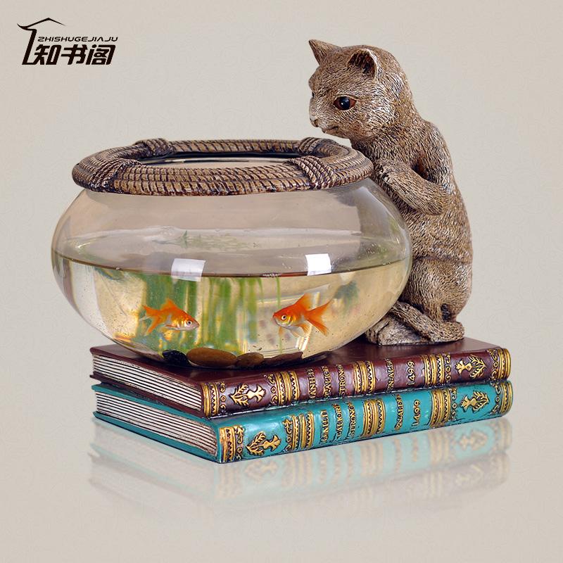Achetez en gros bocal poissons chat en ligne des for Bocal a poisson prix