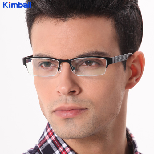Casual commercial kimball fangzheng box ultra-light titanium eyeglasses frame myopia male Women - Online Store 635416 store