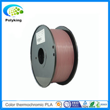 3D Printer PLA thermosensitive Filament 1 75mm 3mm Color Changing Thermochromic purple to pink for MakerBot