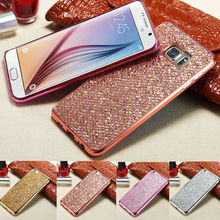 Buy Fashion Soft TPU Glitter Bling Cover Case Samsung Galaxy S4 S5 Mini S6 S8 S7 Edge A3 A5 A7 2017 J1 J5 J7 2016 Grand Prime for $1.25 in AliExpress store