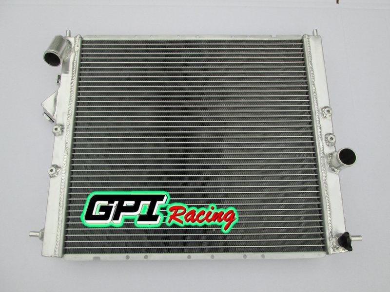 FOR RENAULT CLIO MK1 16S Williams 1.8/2.0 16V 1993-1998 ALUMINUM ALLOY RADIATOR(China (Mainland))