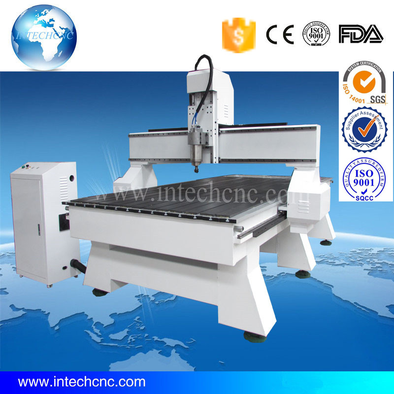 2015 China cnc machine for wood 1325//3 axis cnc router//hobby cnc wood router-in Wood Router ...