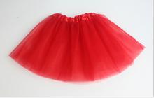 Free shipping Hot sale Girls dance skirt the princess three layer gauze skirt(China (Mainland))