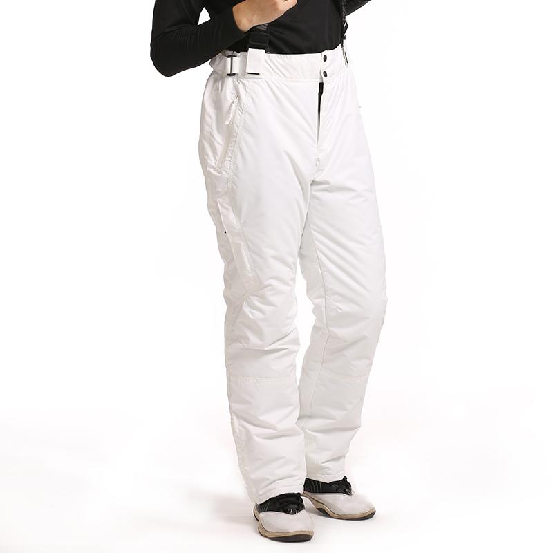 M-3XL outdoor sports pants mountaineering trousers fleece liner Windproof waterproof ski pants men winter dropshipping