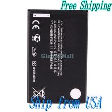 Ship From USA 1500mAh BF5X Battery for Motorola Defy MB525 Droid 3 XT862 Photon 4G MB855  M01176(China (Mainland))