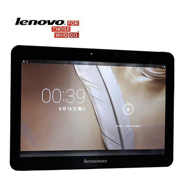Lenovo 10.1 inch tablet pc MT6582 Quad Core 3G 5.0MP Camera 2GB 16GB 32GB Android 4.4 Bluetooth GPS(China (Mainland))