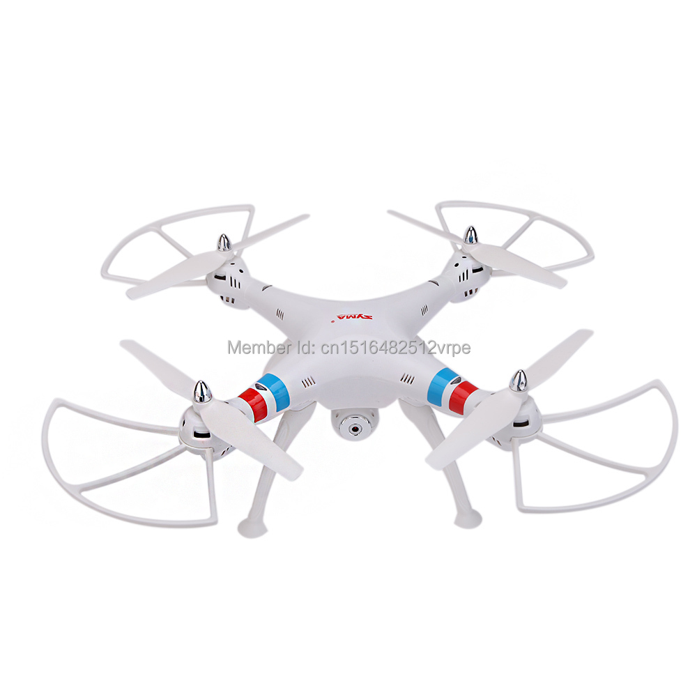 Syma X8W X8C wifi real time 2.4G 4ch 6 Axis Venture 2MP Wide Angle Camera RC Quadcopter RTF RC Helicopter free shipping