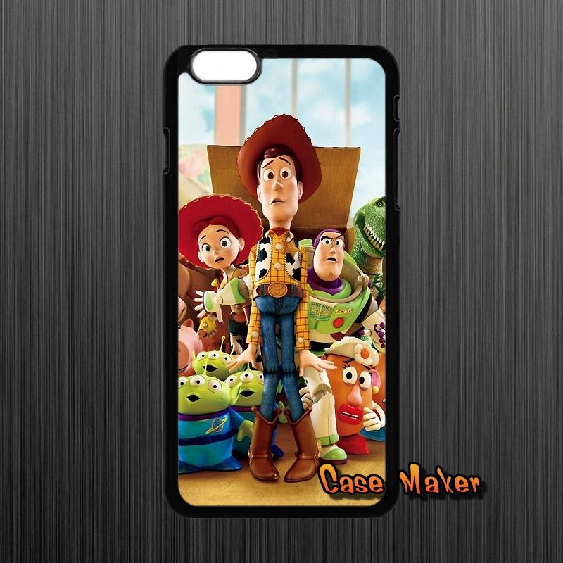 Toy Story Sherif All Characters Print phone case cover For Samsung Galaxy 2015 2016 J1 J2 J3 J5 J7 A3 A5 A7 A8 A9 Pro(China (Mainland))