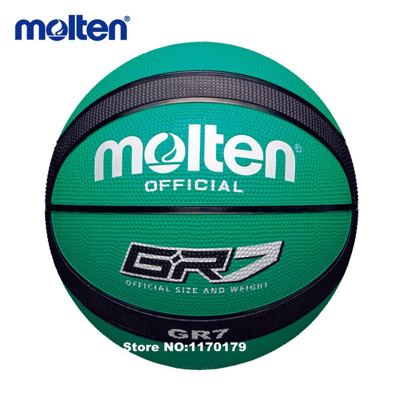original molten basketball ball GR7 NEW Brand High Quality Genuine Molten PU Material Official Size 7 Basketball(China (Mainland))