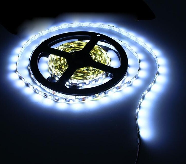 S shape SMD2835 led strip with 60leds 10