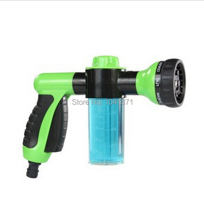 Crazy Price Foam Water Gun Car Washer Water Gun High Pressure Car Wash Water Gun Home