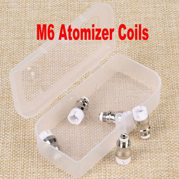 Replaceable Atomizer Core Head Glass Globe Wax Vaporizer eGo E-Cigarette Metal Rebuildable Coil for Glass Atomizer Clearomizer<br><br>Aliexpress