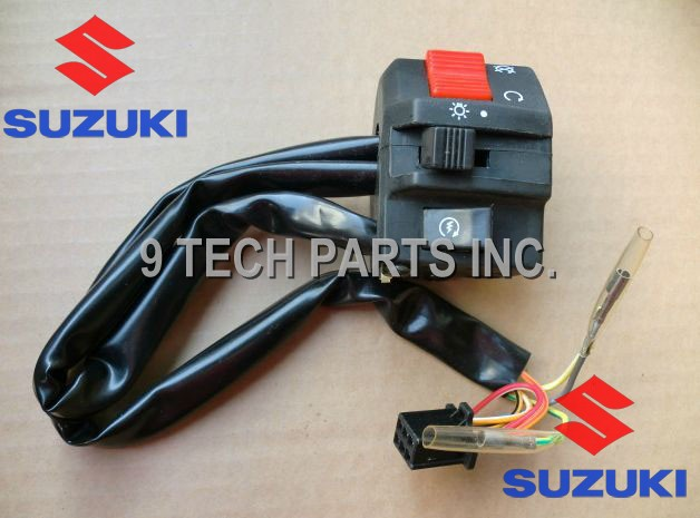 NEW FREE SHIPPING! SUZUKI GN250 GN 250 HANDLE SWITCH RIGHT 37200-38320