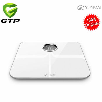 100% Original Yunmai Weight Fat Scale Smart Scale support Bluetooth APP Health Electronic Scale for family
