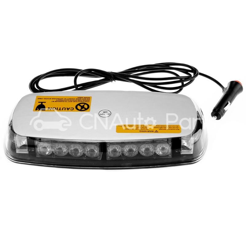 vehicle roof top yellow 24 led emergency warning strobe. Black Bedroom Furniture Sets. Home Design Ideas