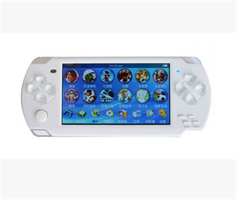 4.3 inch Handheld Game Console Real 8GB Memory Portable Video Game Player(China (Mainland))