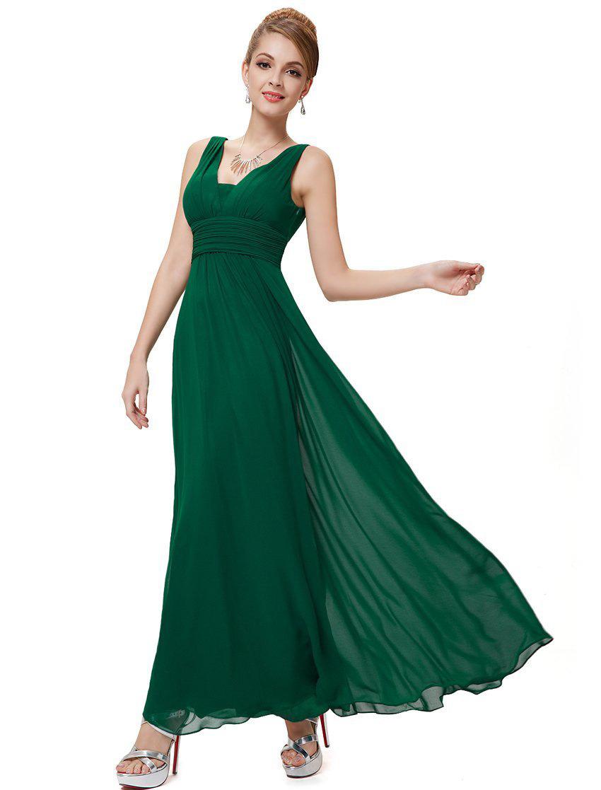 Popular 6XL Large Plus Size Women39s Maxi Long Green Blue Striped Beach Dress