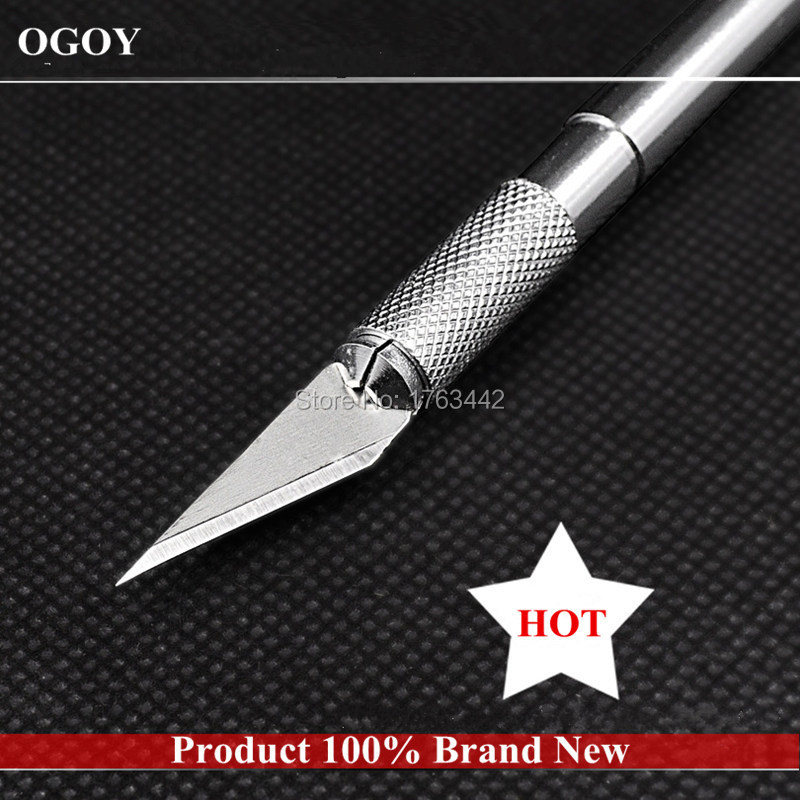 By Free Shipping 2015 Hot selling Metal engraving knife, phone sticker kedao ,pen paper cutting knives, circuit board the knives(China (Mainland))
