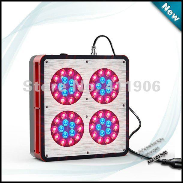 Free shipping. real power 130W Apollo4 led grow light bloom boost, CE/RoHS/PSE/FCC(China (Mainland))