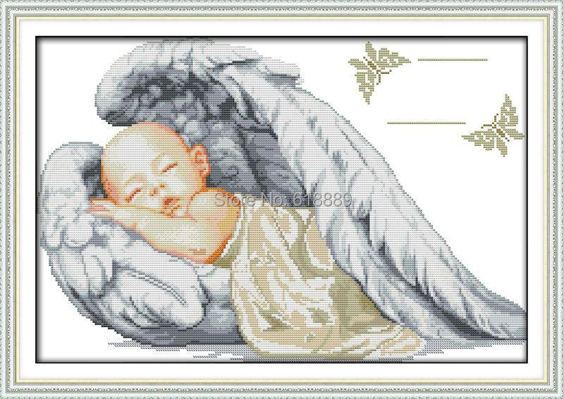 Маленький ангел свидетельство