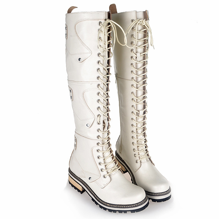 knee high lace up boots uk images
