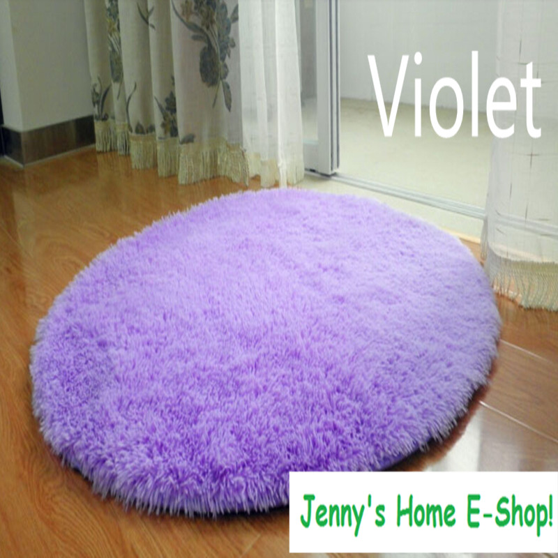 Free Shipping 80cm*80cm Soft Round Carpet Mat Living room Washable Super Cute Bedroom Carpet upholstery Computer Yoga Mat Rug(China (Mainland))