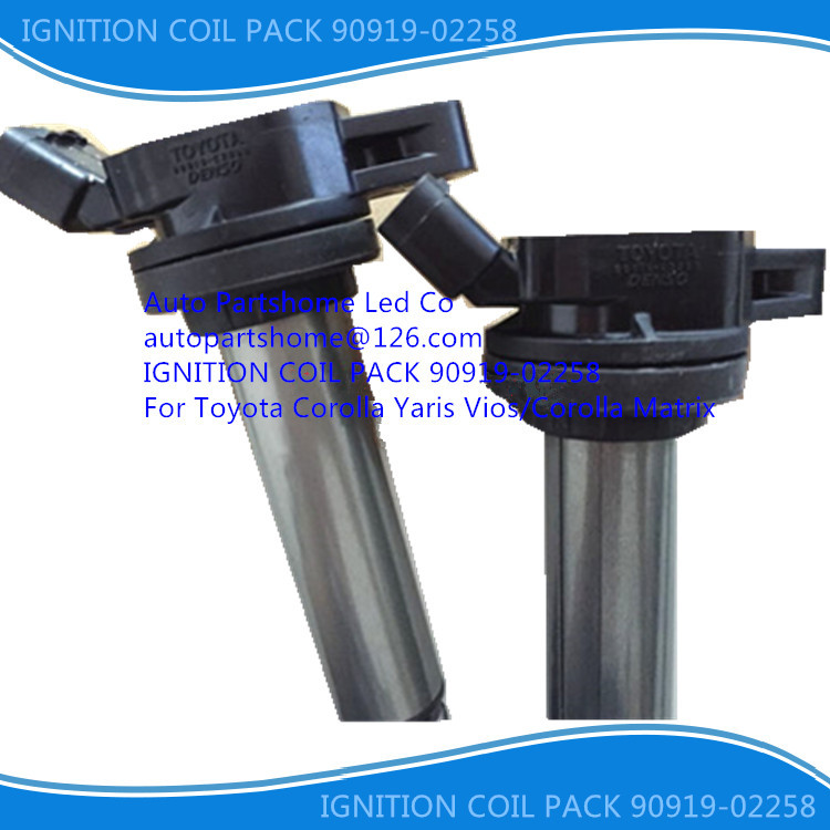 Diamond Ignition Coil 90919-02252 90919-02258 90919-c2003 Toyota Auris Avensis Rav 4 Verso Yaris 2009 Ignition coil(China (Mainland))