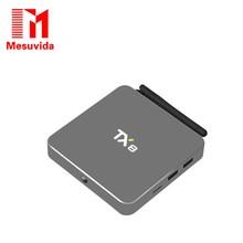 Buy MESUVIDA 32GB TX8 TV Box Amlogic S912 OCTA Core Android 6.0 Smart TV Box 5G Wifi 4K Kodi 17.0 Fully Loaded Unlocked Set Top Box for $69.99 in AliExpress store