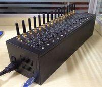 64 SIM card GSM Bulk SMS Modem with SIM Rotation