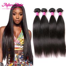 Hot Sale Vietnamese Straight Hair 7A Grade Unprocessed Vietnamese Hair 4 Bundle Deals 100g/piece Virgin Straight Hair Extensions(China (Mainland))