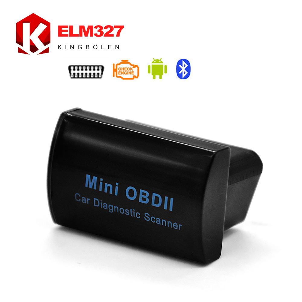 mini obd2 bluetooth super mini elm327 v2 1 obd2 car scanner elm 327 code reader obdii for. Black Bedroom Furniture Sets. Home Design Ideas