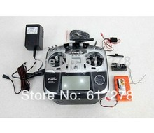 NIB Futaba rc 14SG 2.4Ghz FASSTest Transmitter & R7008SB HV Receiver for Helicopter Multicopte Free Shipping remote control