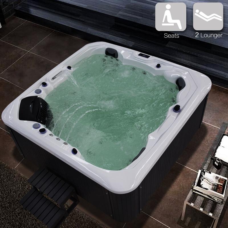 online kaufen gro handel outdoor spa aus china outdoor spa. Black Bedroom Furniture Sets. Home Design Ideas