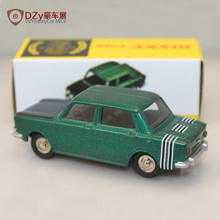 1:43 Atlas Dinky Toys 520 SIMCA 1000 Rallye 2 Prototype 1975 Metal car models Diecast vehicle green(China (Mainland))