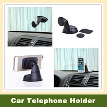 240pcs Magnetic Car Dashboard Mobile Cell Phone Windshield Mounting Cradle Bracket Holder for Sony Xperia M2 E4(China (Mainland))