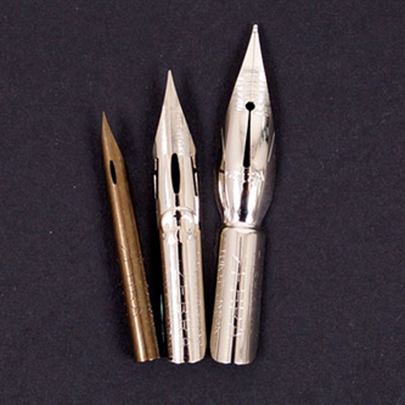 Set of 3 Cartoon Drawing Pen Nibs Best Dip Pen Nibs <br><br>Aliexpress