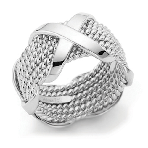 LR051 Free shipping 925 silver ring high quality 925 silver ring European wholesale fashion jewelry Finger