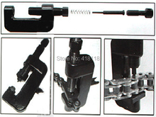 Professional Removal Motorcycle Chain Tool Chain Breaker Riveting Tool Kit Cutter ATV Bike Motorcycle Cam Drive