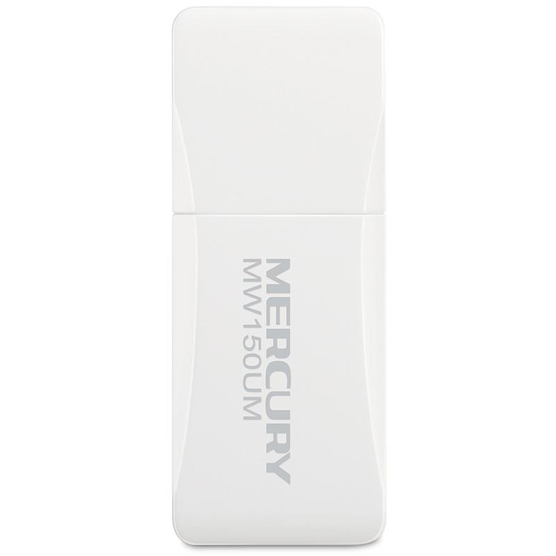 Mercury Network Card MW150UM Wireless Network Card 150Mbps USB Ethernet Wireless Adapter Desktop Notebook Wireless WIFI Router(China (Mainland))