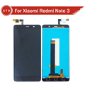 For Xiaomi Redmi note 3 hongmi note 3 LCD Display Touch Screen Digitizer Assembly Free shipping
