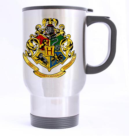 Harry Potter Hogwarts Mark Custom Design Travel Mug