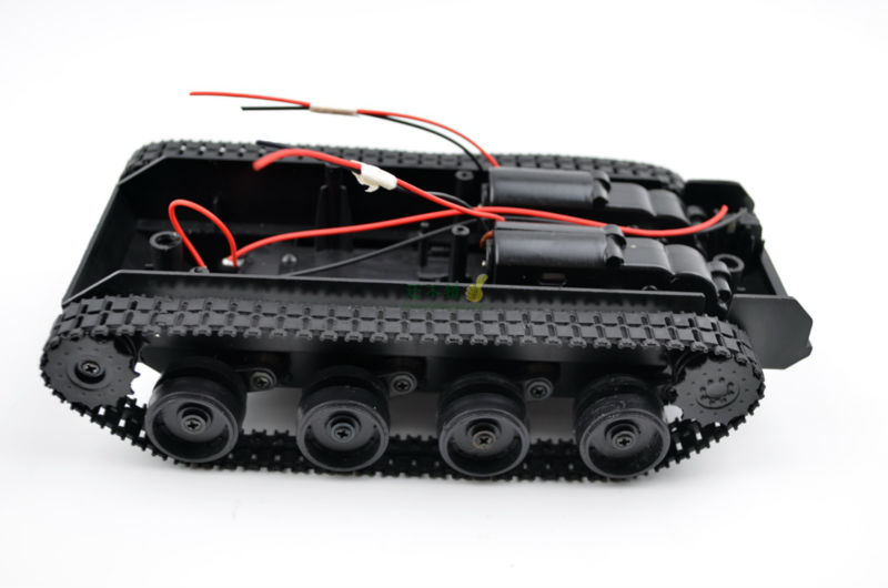 Tank chassis robot DIY kits - HandsMagic store