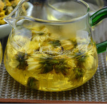 Promotion  100g China Genuine Hangzhou Chrysanthemum Tea Refreshing aromatic Flower Tea Blooming Tea Free Shipping
