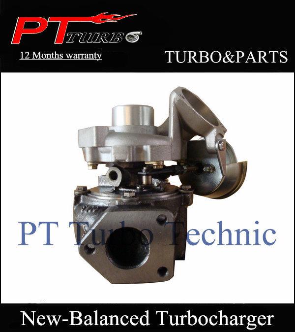 Турбокомпрессор / Turbolader / полная турботаймер GT1749V 750431 717478 для BMW 320 D E46 / X3 2.0 D E83 / E83N