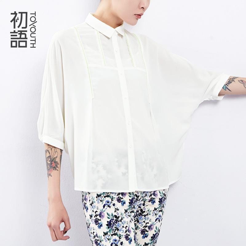 Женские блузки и Рубашки To Youth Camisas Blusas Femininas 2015 Blusa Roupas женские блузки и рубашки summer blouse blusas femininas 2015 roupas s